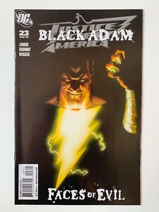 Justice Society of America #23 with BLACK ADAM  (DC, 2009) VF/NM