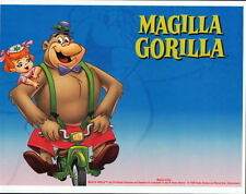MAGILLA GORILLA & OGEE PRINT Hanna Barbera