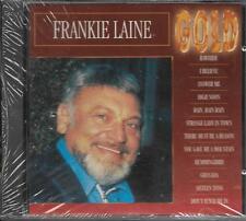 CD 14 TITRES FRANKIE LAINE BEST OF 1993 GOLD SÉRIE NEUF SCELLE