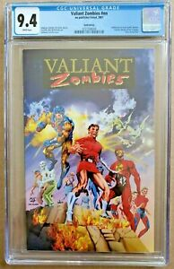 Valiant Zombies #nn - Gold Edition - Only 5 Copies in Existence - CGC 9.4