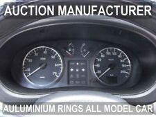 Per Renault Kangoo I  2003-2008 Anelli Alluminio Strumenti Strumentazione x2