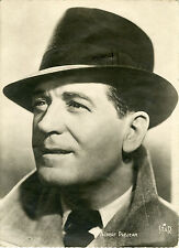 """Albert PREJEAN"" Photo originale EDITIONS P. I. (années 50 /16,5x22,5cm)"