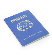 Star Trek Captain's Log Small Notebook