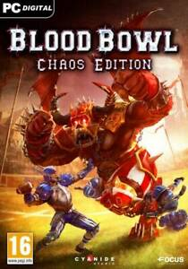 Blood Bowl: Chaos Edition Steam Key (PC, Download)