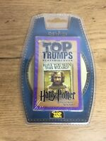 Top Trumps Mini Harry Potter And The Prisoner Of Azkaban Card Game Christmas