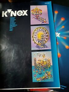 Knex Instruction Manual 2 Books Only for model  63045 / 47045 T020