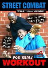 """Street Combat For Real! Workout by Willie """"The Bam"""" Johnson"""