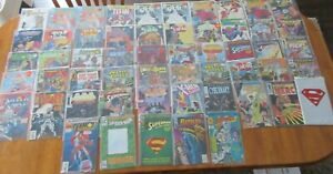 Lot of (55) Marvel / DC Image Mixed Comics Superman / Spider-Man  Blow Out Sale!