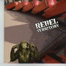 (CV722) Rebel Territory, Falling For You - 2011 DJ CD