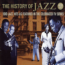 The History of Jazz [Prism] by Various Artists (CD, Dec-2001, NEW CD 150