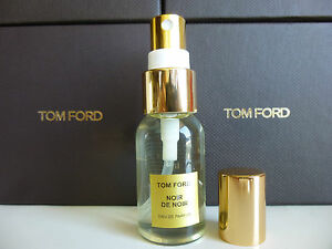 "TOM FORD PRIVATE BLEND ""NOIR DE NOIR"" EAU DE PARFUM 20ML SPRAY FRESH"