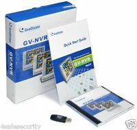 Genuine Geovision 32CH NVR Software for 3rd Party IP Camera-Latest Version