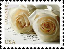 2011 44c Wedding Special Issue, Roses Scott 4520 Mint F/VF NH