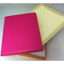 Piel Frama Cine Genuine Leather Case & Stand Para Ipad 2-Rosa