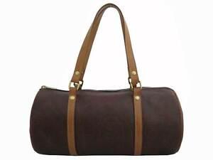 Auth ETRO Paisley Handbag Multicolor PVC/Leather - e49295g