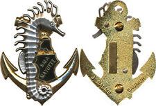 Détachement du Service Militaire Adapté, MAYOTTE, hippocampe, Balme , (5759)