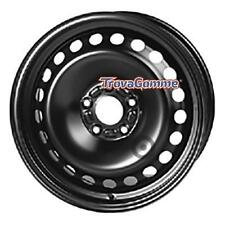 KIT 2 PZ CERCHI IN FERRO Ford C-Max 6.5Jx16 5x108 ET50