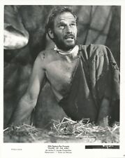 Charlton Heston Original Vintage Planet Of The Apes Science Fiction Sci Fi Photo