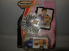 2002 matchbox collectibles saturday night live truck