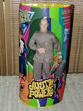New! Dr. Evil Austin Powers Action Figure Poseable Shagadelic 1998 Trendmasters