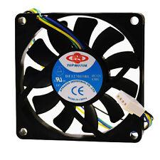 Top Motor DF127015BU PC Cooling Case Fan 4pin PWM for AMD Intel Heatsinks Cooler