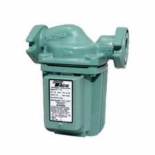 Taco 0012 F4 1 Hydronic Circulating Pump 18 Hp 115v 1 Phase Flange