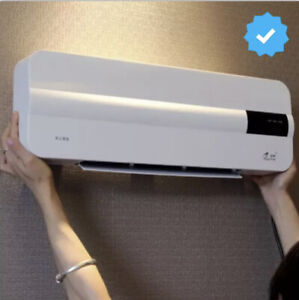 Air Conditioner Portable Heating Fan Home Timing Free Installation Wireless