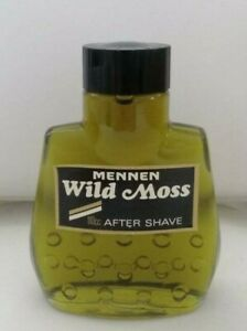 Vintage Wild Moss After Shave 110cc Full