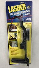 The LASHER Rope Tightener Large Heavy Duty Tie Down Lightweight Knot Tool * USA