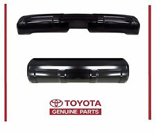 Genuine Toyota 4Runner 14-20 Trd Pro Front & Rear Lower Black Valance Oem Oe