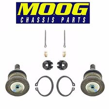 For Lexus GX Pair Set of 2 Front Upper Press-in Type Ball Joints Moog K500018
