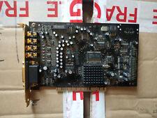 Creative Sound Blaster SB0460 X-Fi Extreme 7.1 Pci Audio SOUND Card THX GAMING