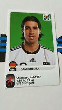 Panini WM 2010 Sami Khedira Update  * World Cup 10 *