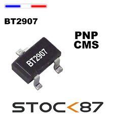 CMS MARQUAGE 3F PNP SOT23 BC857B LOT DE 50 TRANSISTORS PETITS SIGNAUX