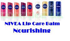 NIVEA Lip Care Balm Blackberry #Strawberry# Active Men #Cherry# Vanilla#Red 4.8g