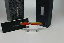 Montegrappa Fortuna Rainbow Ballpoint With Scarf New!