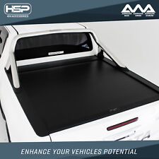 Auto Retractable Ute hard Lid Cover Roller Top suits Toyota Dual Cab Hilux Revo