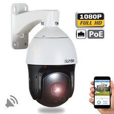 POE SONY 20X ZOOM HD 1080P 2.0MP Outdoor PTZ IP Speed Dome Camera 350M laser IR