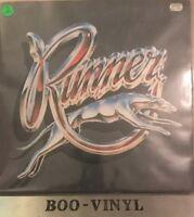 Runner - Self Titled - with inner -Vinyl Lp - Vg Con