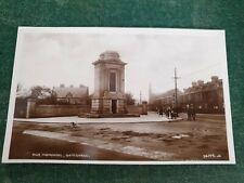 Postcard: war Memorial  Gateshead