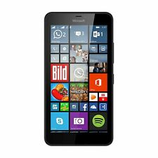 Microsoft Lumia 640 XL Dual-SIM Smartphone 5,7 Zoll 14,5 cm 8GB 3G Windows 8.1