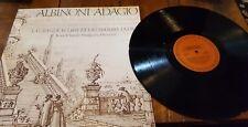 ALBINONI Adagio / Jean-Claude Malgoire ODYSSEY Y 34605