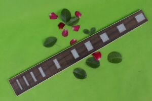 Rosewood Electric Guitar Fretboard 22 fret 24.75 Inch guitar parts Block Inlay