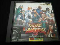 PS1 Shiritsu Justice Gakuen 2 Rival school 2 Japan PS PlayStation 1 F/S