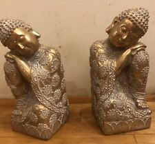 2 X Latex Moulds For Making These Buddha Bookends