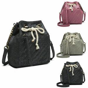 Sales Ladies Handbag Canvas Small Shoulder Bag Girls Bag Women Cross Body Bag