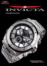 NWT $595 INVICTA MEN'S PRO DRIVER COLLECTION CHRONOGRAPH WATCH 1008