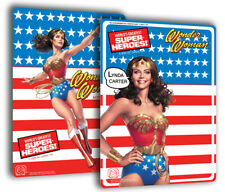 """Mego Wonder Woman Tv Card for 8"""" Action Figure (Card Only!)"""