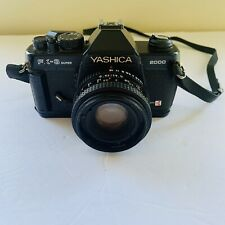 FX-3 Super 2000 with ML 50mm f1.9 lens