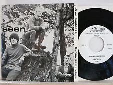 """THE SEEN  -  When I Was Young    7"""" Single  PARADOX RECORDINGS - PRXS 110"""